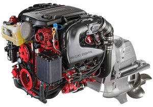 Volvo Penta introduced its next-gen V8 engines in August.