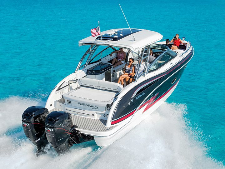 Outboard engine sales continue to surge on the strength of for Best outboard motor 2017