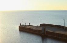 water pier sun bagenkop langeland denmark boatingthebaltic.com
