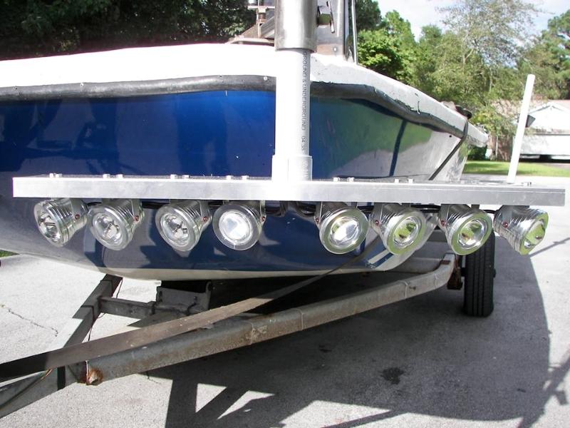 Led Flounder Gigging Lights