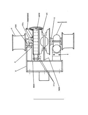 FIGURE 255 Bow Anchor Windlass Assembly (Sheet 2 of 2)