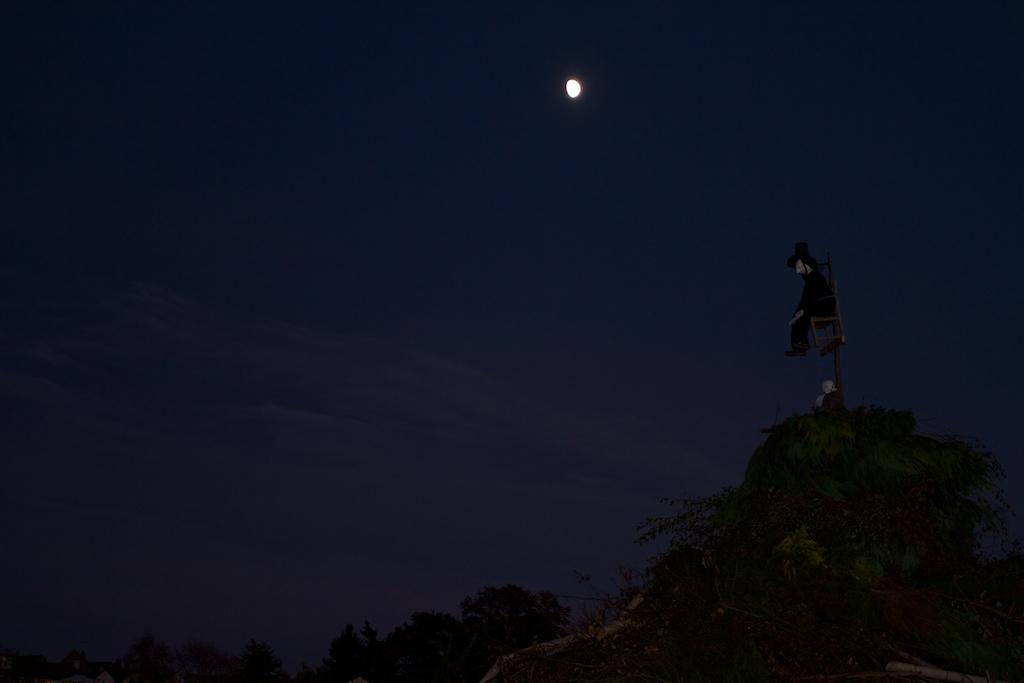 That moon guy