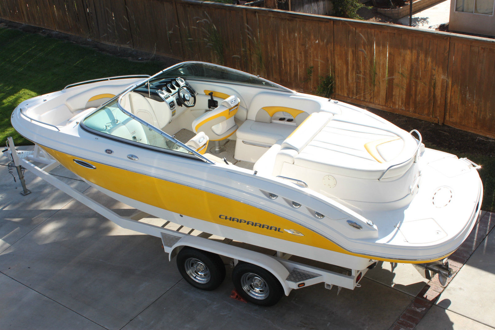 Chaparral 236 SSX 2007 For Sale For 26500 Boats From