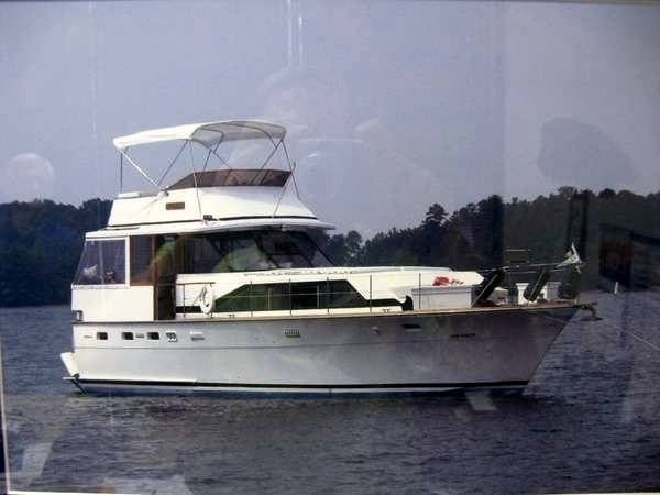 Trojan F44 Motor Yacht 1974 For Sale For 45000 Boats