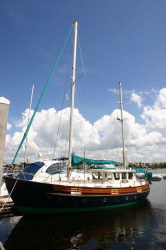 North Sea Motorsailer Brick7 Boats