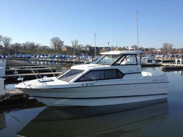 Bayliner 2452 Ciera Express Hardtop Brick7 Boats