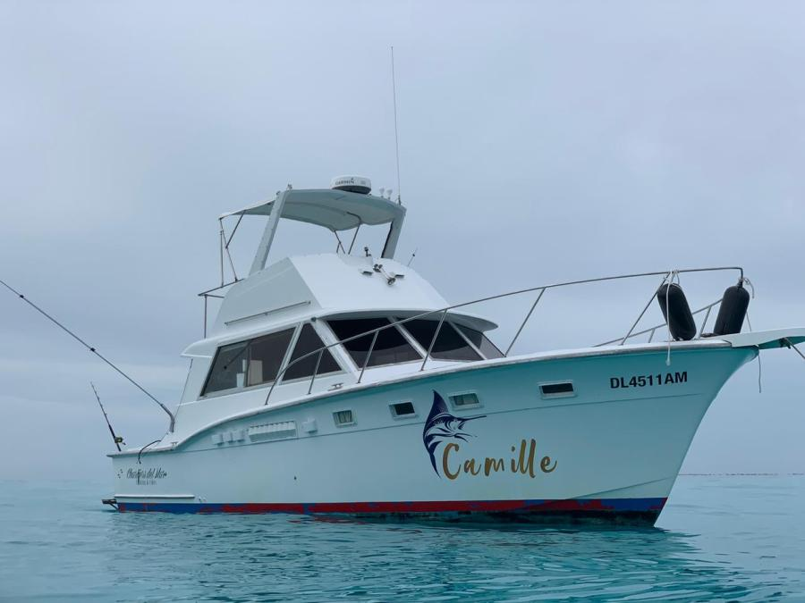 Fishing boat 38