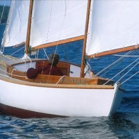 A Cross-post from Antonio Dias Design: Canoe Yawl
