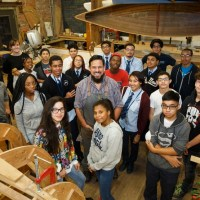 Philadelphia Wooden Boat Factory Acts of Love Campaign