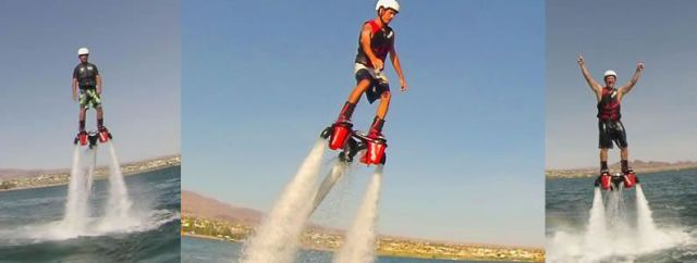 hydroflying flyboarding arizona