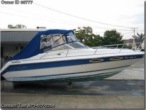 1989 Sea Ray 230 Cuddy   PontoonCats