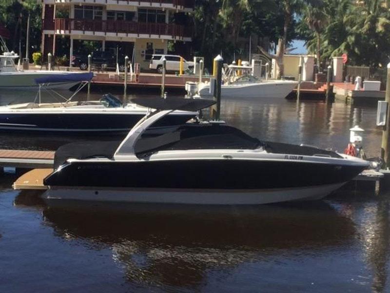 2013 Four Winns H260 Powerboat Sanibel Yacht And Slip