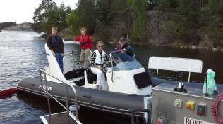 Boatwasher Fisksätra båtbottentvätt (21)