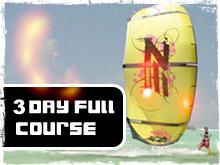 kitesurf course