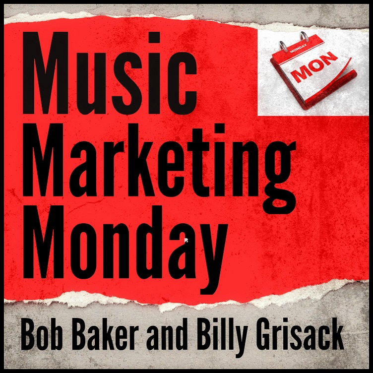 01 - Your BIG BUT - Music Marketing Monday Podcast