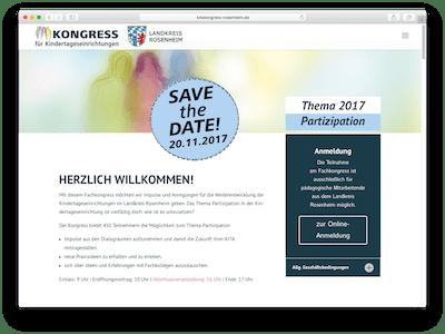 Kitakongress Rosenheim