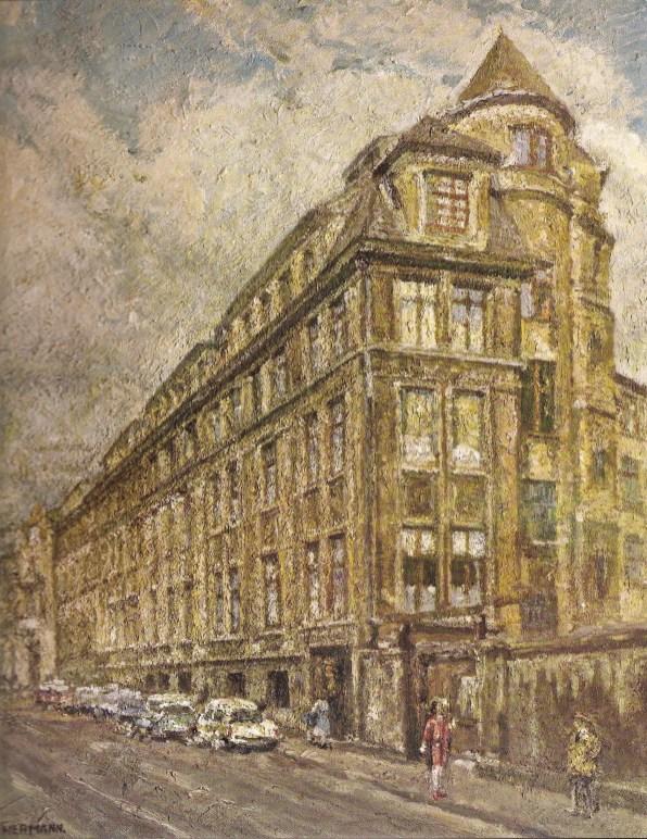 Gemälde Wichlinghauser Str.