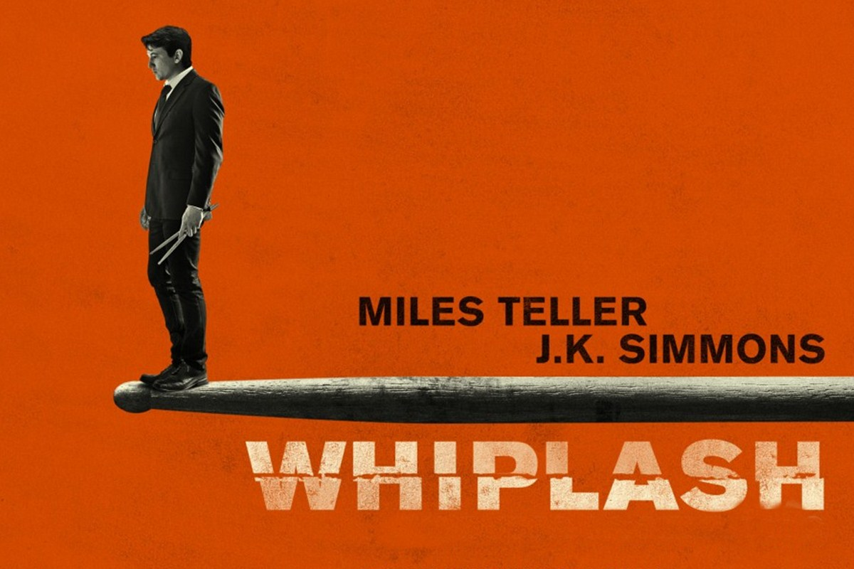 One Mann's Movies Film Review: Whiplash (2015) - One Mann's Movies