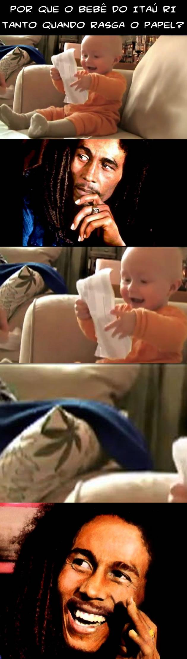 bebe itau O Bebê do Itaú