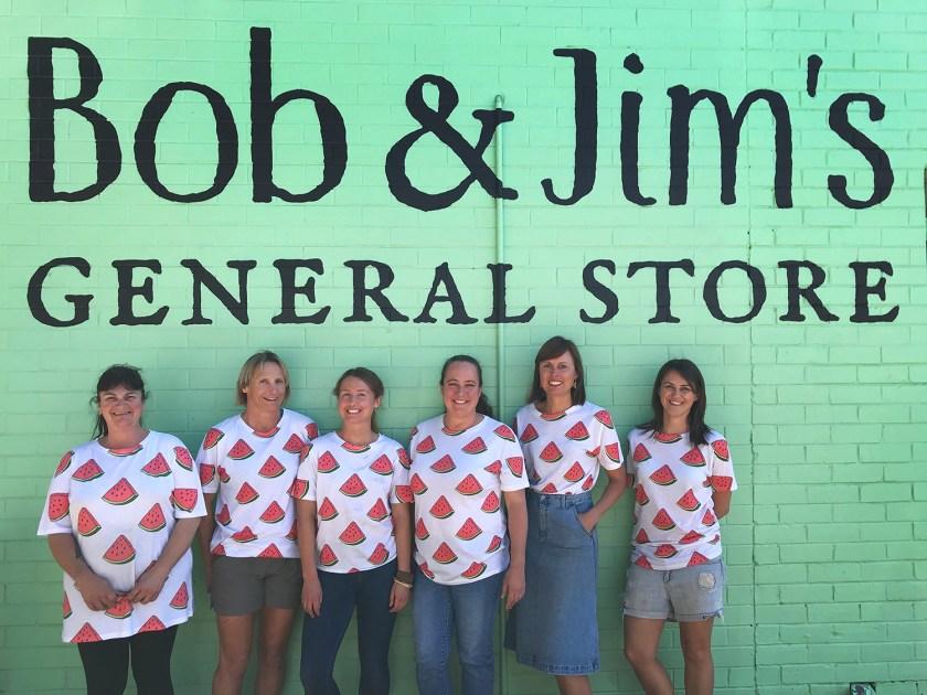 Team Bob and Jim