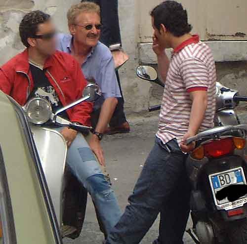 Officer DC, Bob Arno, and a Rolex thief