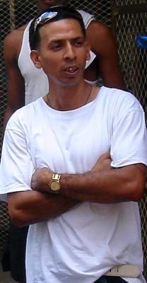 Colon gang leader Enrique