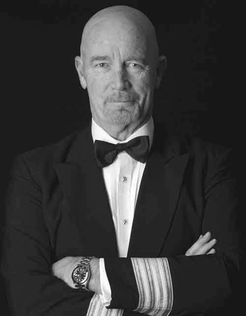 Cruise director Paul McFarland