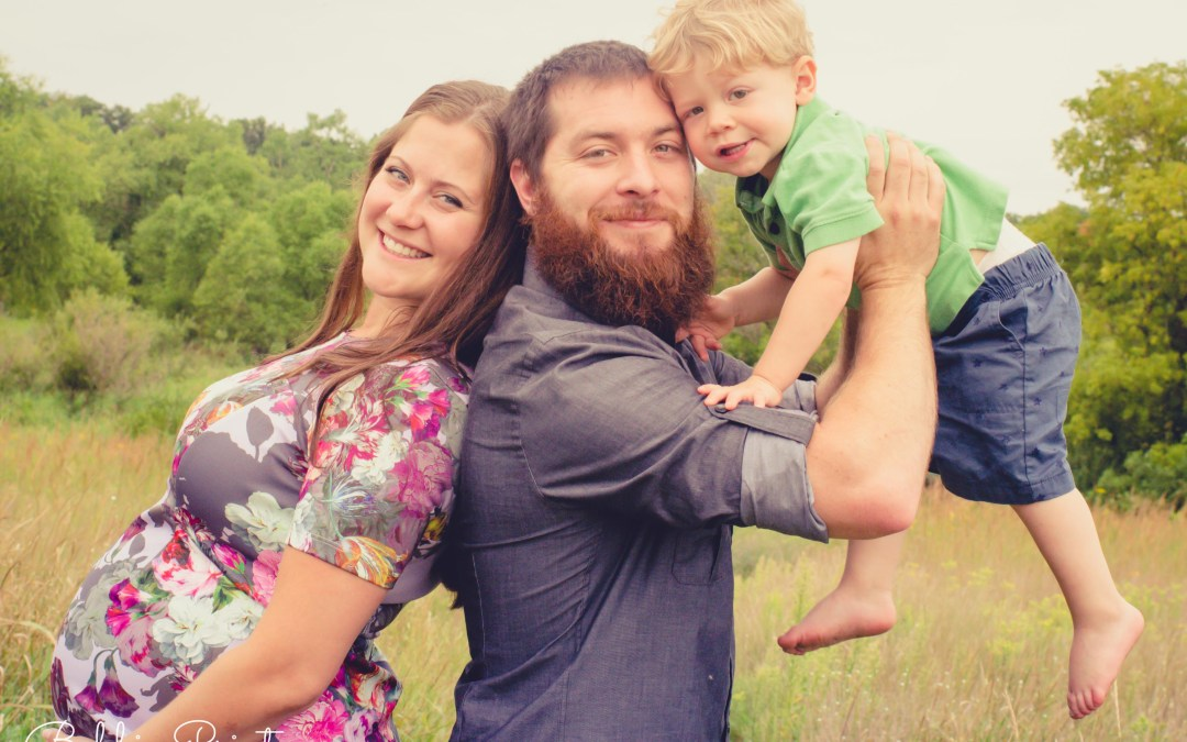Hoch Maternity Family Session