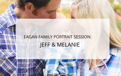 Eagan Minnesota Fall Family Photos: Jeff & Melanie