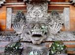 Temple carving, Ubud
