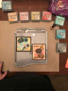 Stamp Platform Tim Holtz