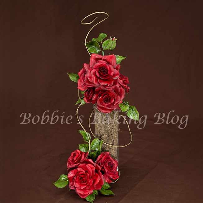 Take Your Sugar Roses To The Ultimate Level With Wired
