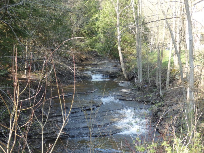 Mill Creek, Falls on # 2, Herkimer County