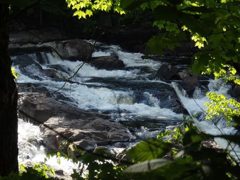 Stone Valley - Colton Lower Falls
