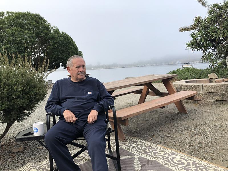 Don at Bodega Bay