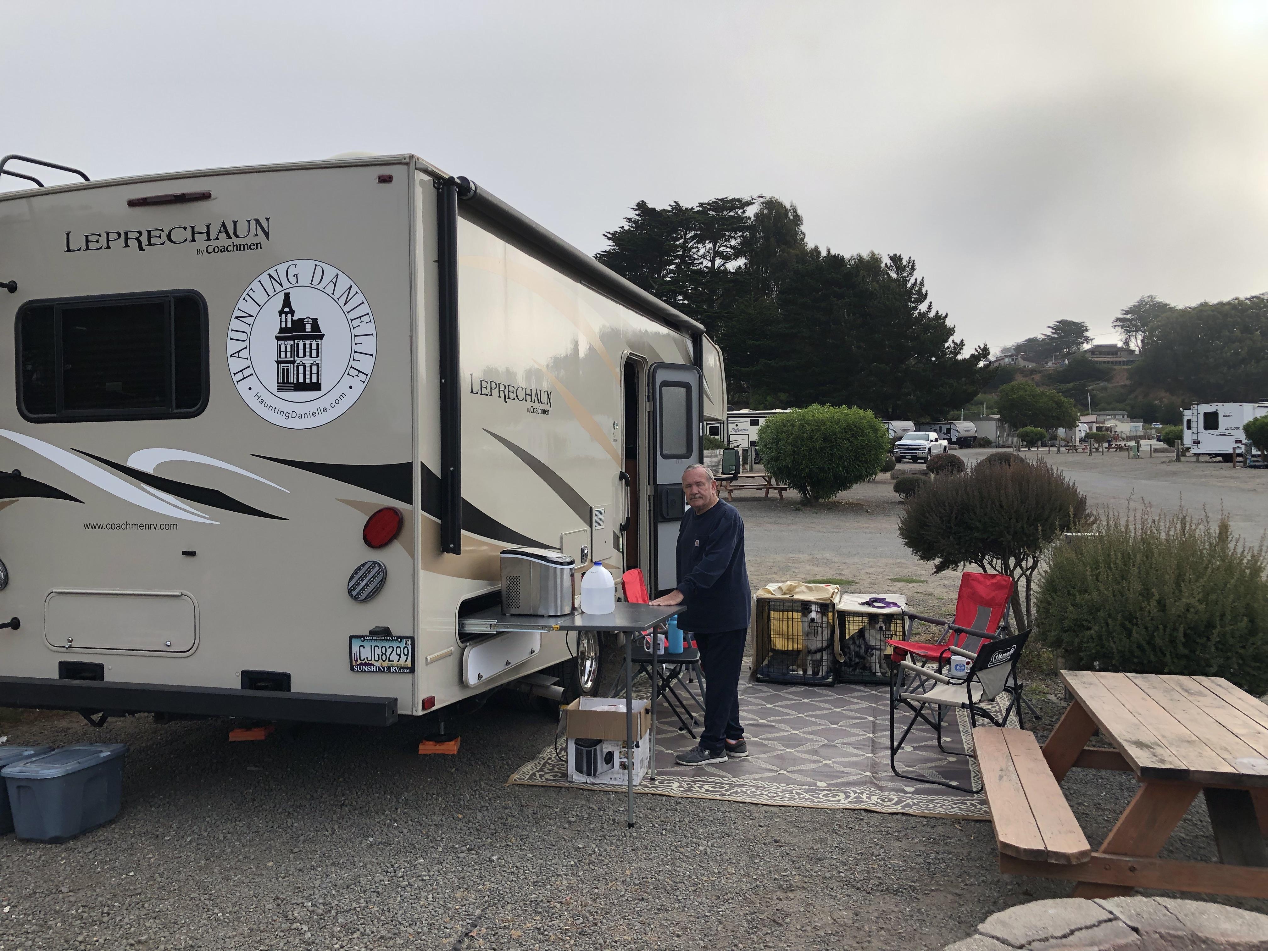 Bodega Bay Campsite