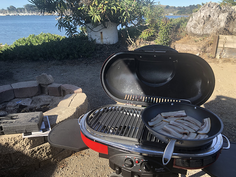Breakfast at Bodega Bay