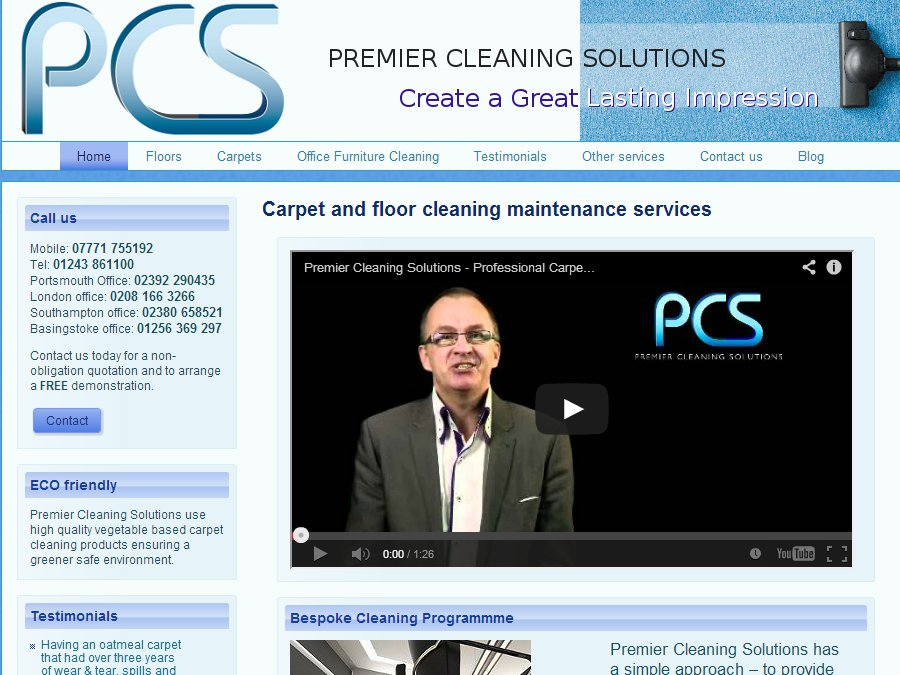 Premier Cleaning Solutions
