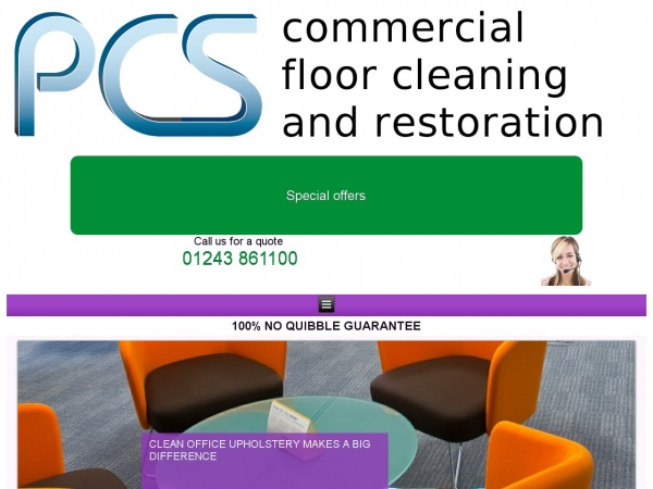 PCS floor care