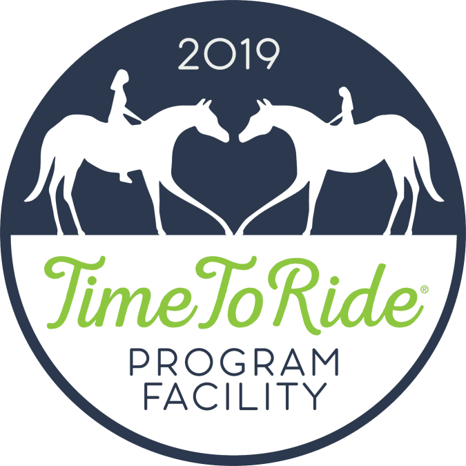It's TIME TO RIDE and Bobbin Hollow is participating!