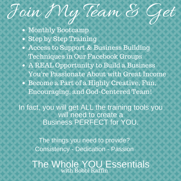 Join My Team and Get