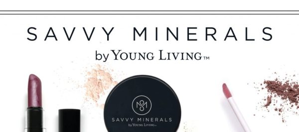 Savvy Minerals Makeup by Young Living