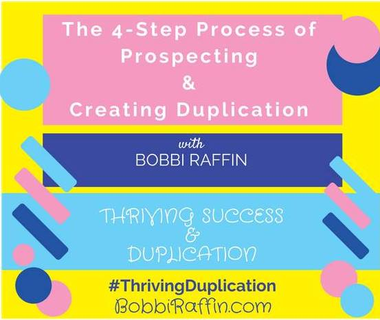 4 step process for prospecting on social media