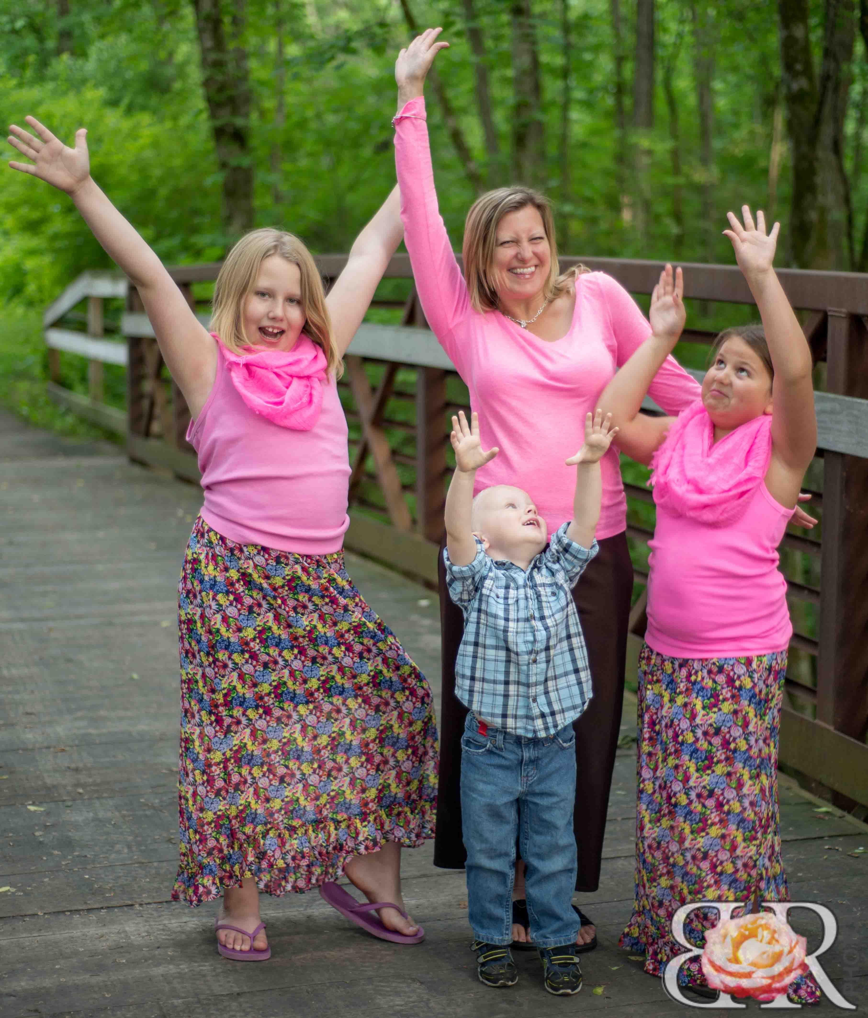 Family fun~
