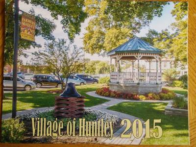 Huntley Calender 2015 Cover Photo