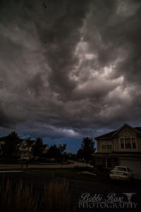 Cambridge Lakes Pingree Grove weather - Bobbi Rose Photography - Storm