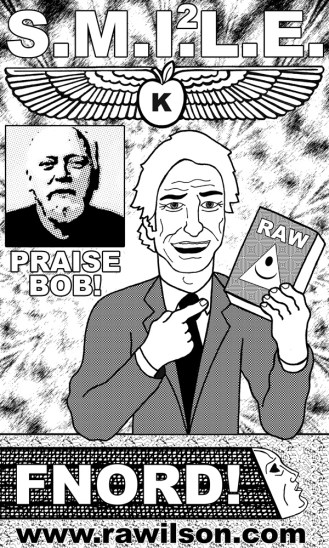 Insider's Guide to Robert Anton Wilson - (Leary)