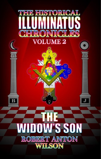 """bc cover art: """"The Widow's Son"""" by Robert Anton Wilson"""