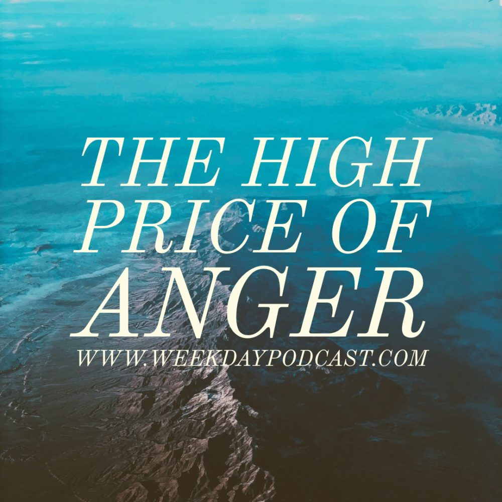 The High Price of Anger