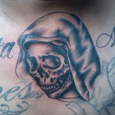 Santa Muerte by Bobby Rotten